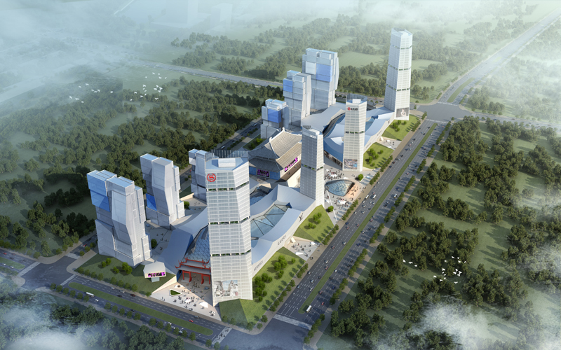 Jason Holtzman Design-Harbin-Taiwan Food Industrial Park and Commercial Complex Design-01