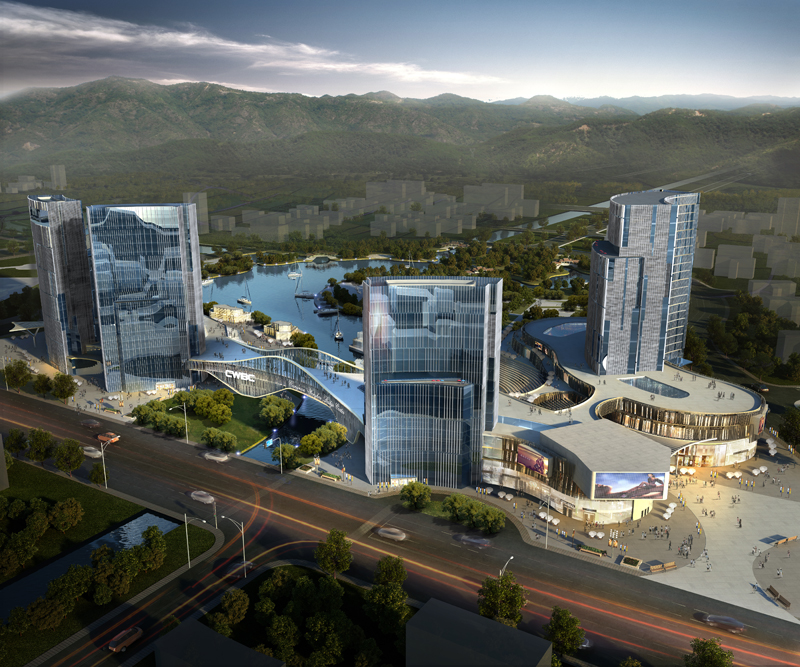 Jason Holtzman Design-Wenzhou-Cangnan-Longgang-City-Central-Business-District-Mixed-Use-Center-Round-8 (03)-re